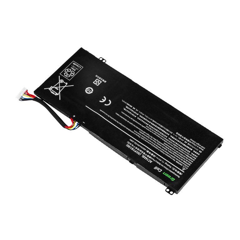 μπαταρία για Acer Aspire VN7-571 VN7-572G VN7-591G VN7-591G VN7-791G VN7-792 συμβιβάσιμος