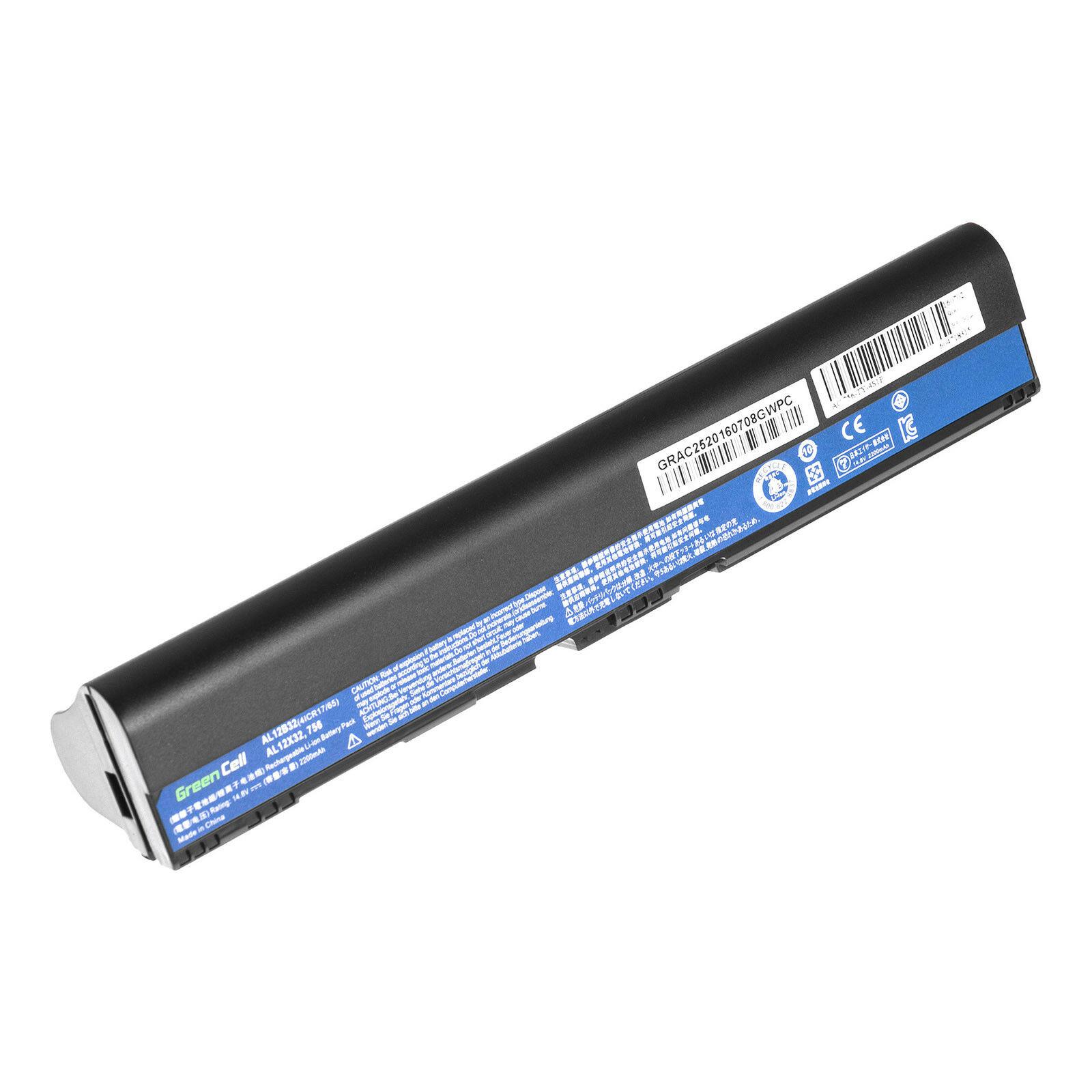 συμβιβάσιμος AL12B32 Acer TravelMate B113 B113M C7 C710 Chromebook συμβιβάσιμος